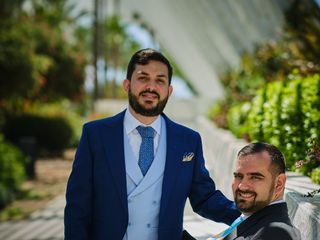 La boda de Geramel y Sergio 3