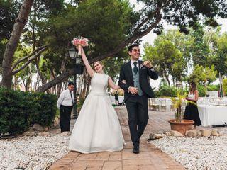 La boda de Estefanía y Vicente