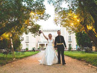 La boda de Stephy y Javi
