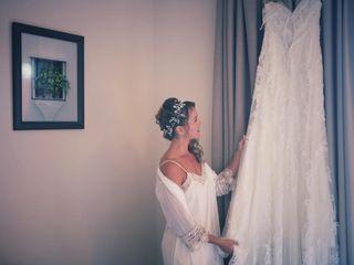 La boda de Mónica y Leo 2