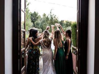 La boda de Lavinia y Fausto 3