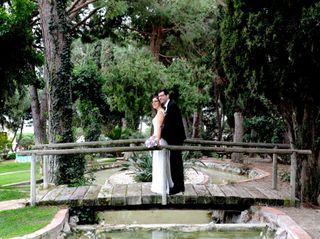La boda de Jan y Desi
