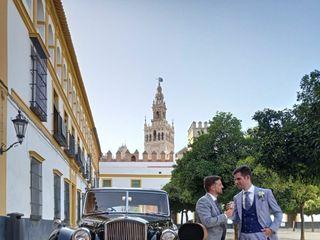La boda de Victor y Alejandro 1