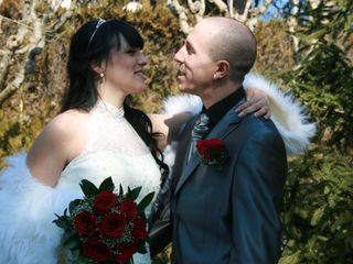 La boda de Rubén y Raquel 1