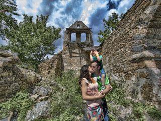 La boda de Jonathan y Sonia en Cabañas Raras, León 3