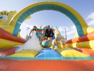 La boda de Jonathan y Sonia en Cabañas Raras, León 29