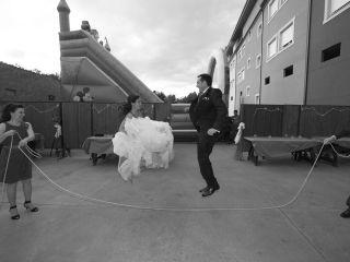 La boda de Jonathan y Sonia en Cabañas Raras, León 36