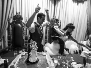 La boda de Jonathan y Sonia en Cabañas Raras, León 38