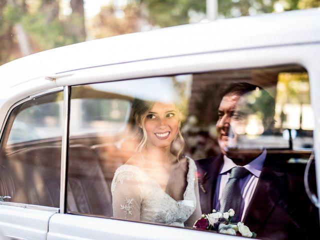 La boda de Cristina y Héctor en La Pobla De Vallbona, Valencia 12