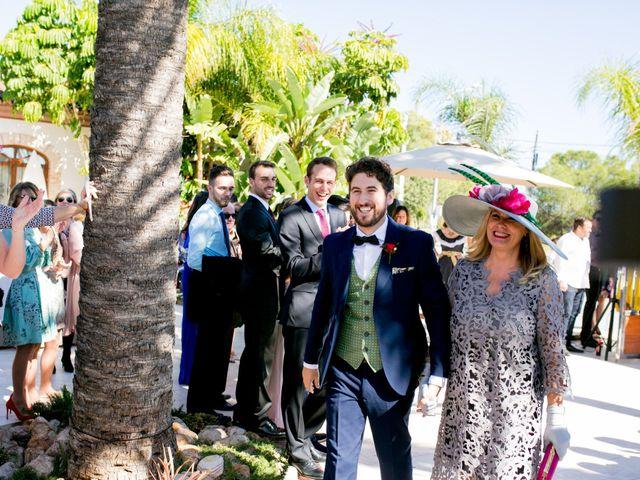 La boda de Cristina y Héctor en La Pobla De Vallbona, Valencia 14