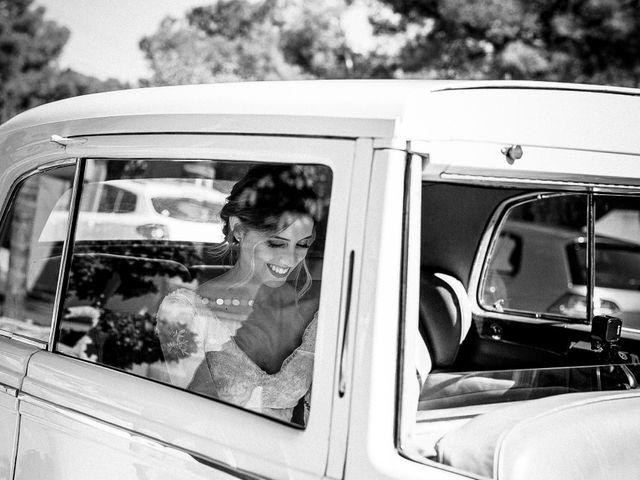 La boda de Cristina y Héctor en La Pobla De Vallbona, Valencia 16
