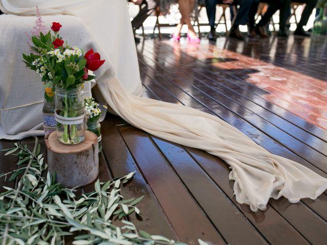 La boda de Cristina y Héctor en La Pobla De Vallbona, Valencia 21