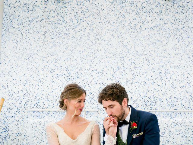 La boda de Cristina y Héctor en La Pobla De Vallbona, Valencia 23