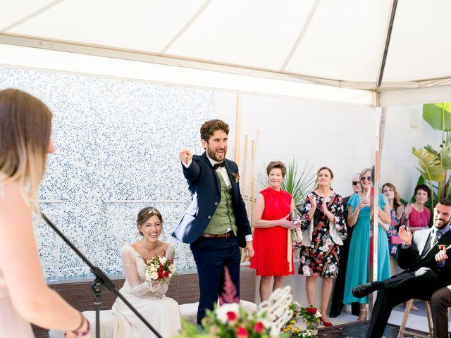 La boda de Cristina y Héctor en La Pobla De Vallbona, Valencia 24