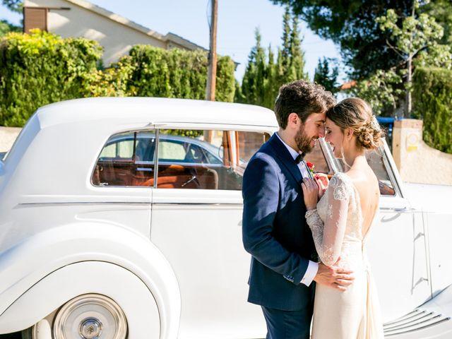 La boda de Cristina y Héctor en La Pobla De Vallbona, Valencia 29