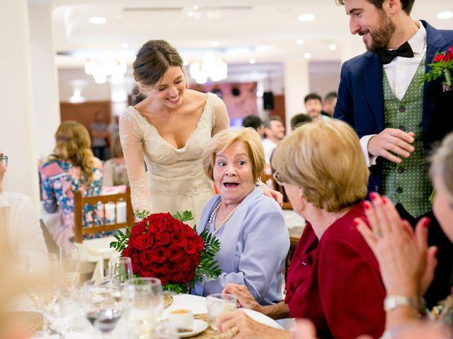 La boda de Cristina y Héctor en La Pobla De Vallbona, Valencia 31