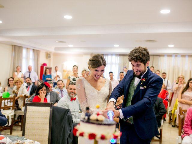 La boda de Cristina y Héctor en La Pobla De Vallbona, Valencia 35