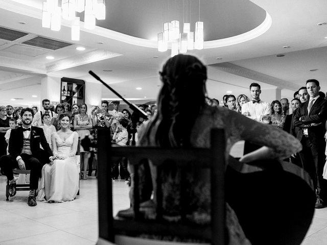 La boda de Cristina y Héctor en La Pobla De Vallbona, Valencia 37