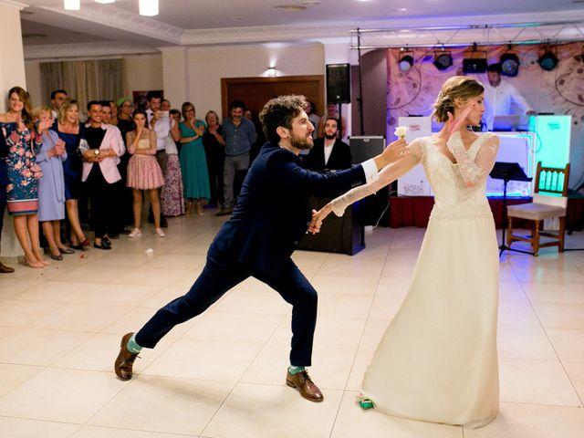 La boda de Cristina y Héctor en La Pobla De Vallbona, Valencia 38