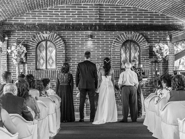 La boda de Marcos y Sheila en Alcalá De Henares, Madrid 4