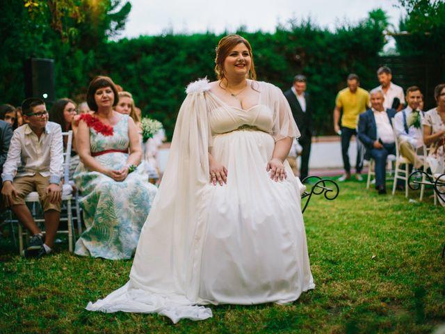 La boda de Oscar y Iva en Bétera, Valencia 7