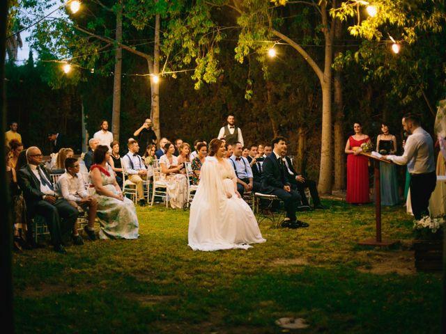 La boda de Oscar y Iva en Bétera, Valencia 8
