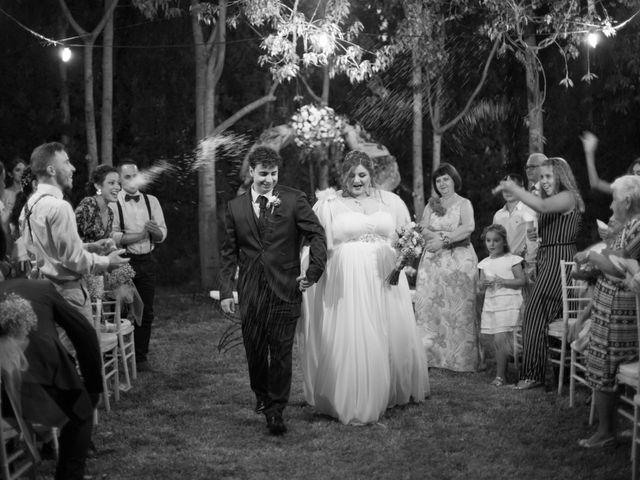 La boda de Oscar y Iva en Bétera, Valencia 10