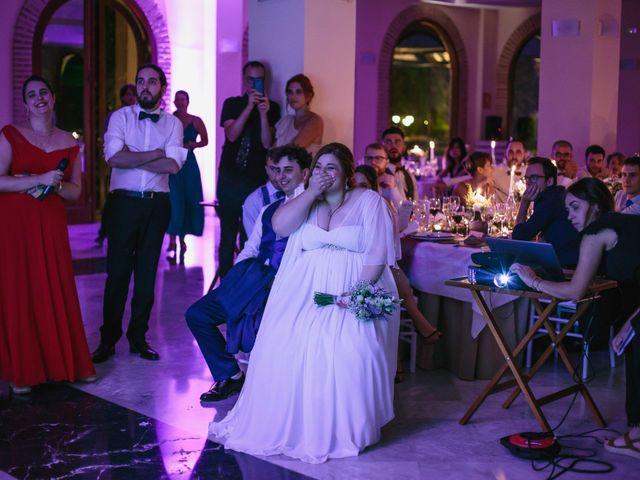 La boda de Oscar y Iva en Bétera, Valencia 13