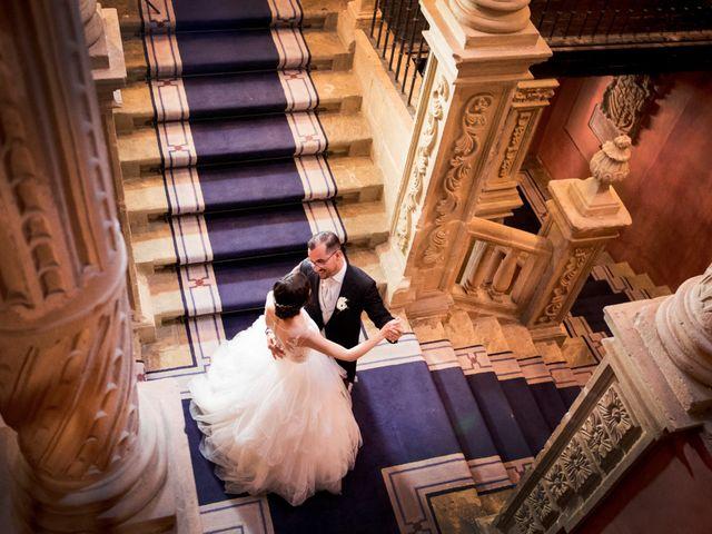 La boda de Laura y Alexander