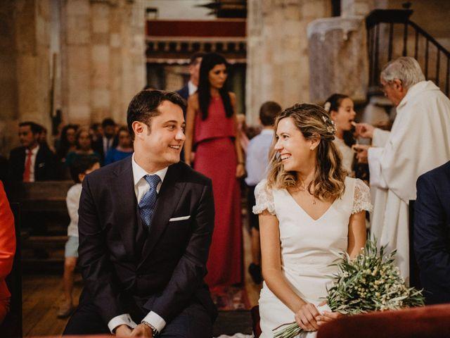 La boda de Manuel y Berta en Segovia, Segovia 4