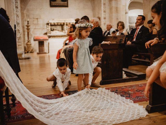 La boda de Manuel y Berta en Segovia, Segovia 5