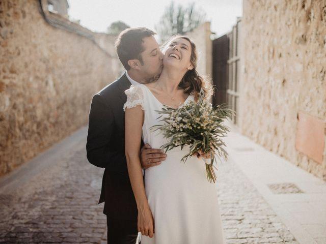 La boda de Berta y Manuel