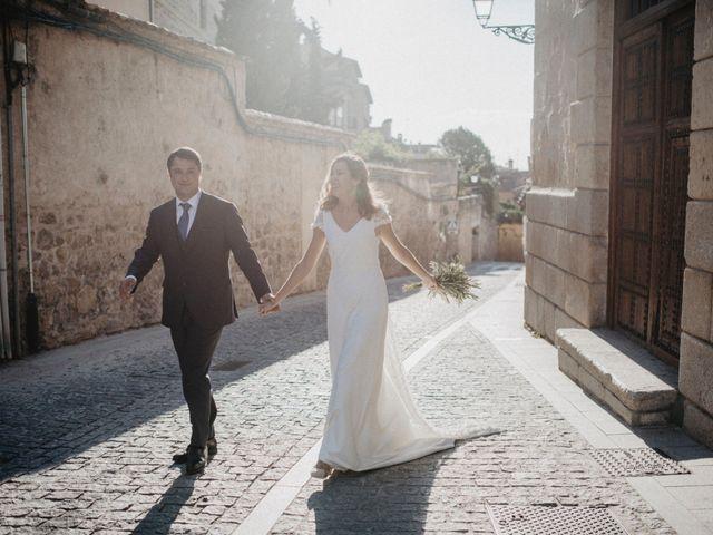 La boda de Manuel y Berta en Segovia, Segovia 7