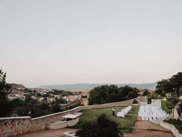 La boda de Manuel y Berta en Segovia, Segovia 10