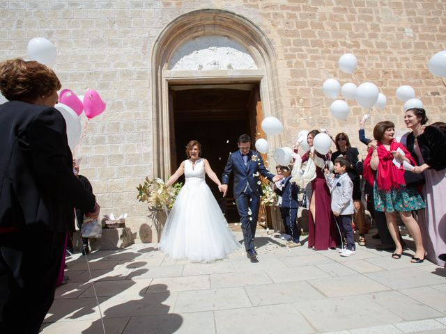La boda de Laura y Jordi en Sant Marti De Tous, Barcelona 21