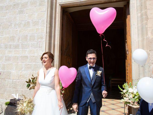 La boda de Laura y Jordi en Sant Marti De Tous, Barcelona 22