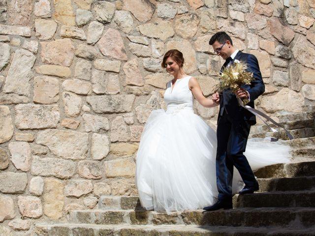 La boda de Laura y Jordi en Sant Marti De Tous, Barcelona 23