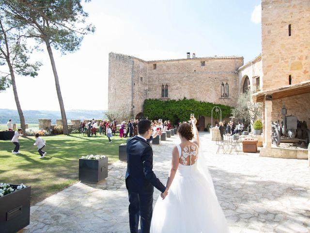 La boda de Laura y Jordi en Sant Marti De Tous, Barcelona 25