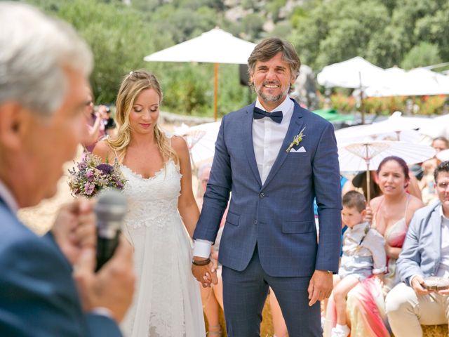 La boda de Ricardo  y Maria  en Benaocaz, Cádiz 14