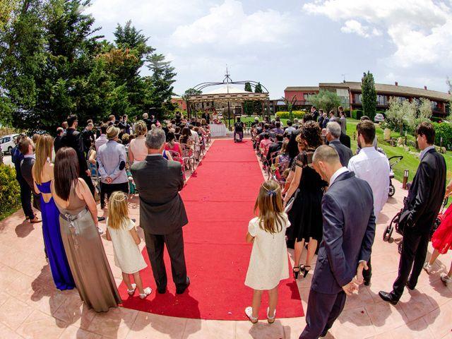 La boda de Angel y Gemma en Solius, Girona 1