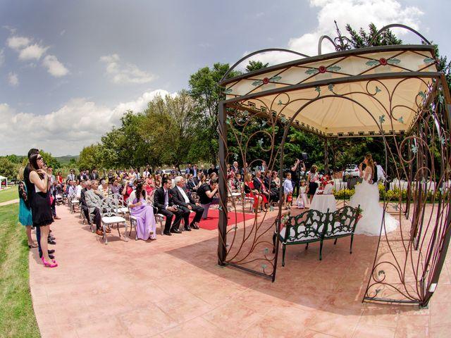 La boda de Angel y Gemma en Solius, Girona 2