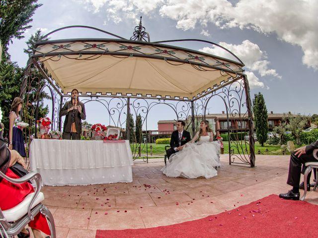 La boda de Angel y Gemma en Solius, Girona 4