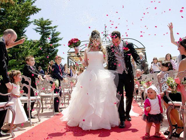 La boda de Angel y Gemma en Solius, Girona 5