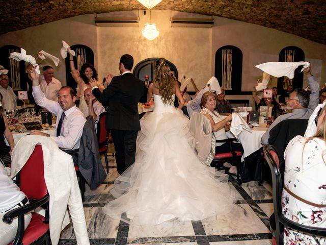 La boda de Angel y Gemma en Solius, Girona 6