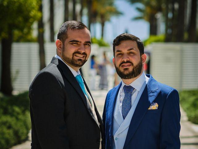 La boda de Geramel y Sergio