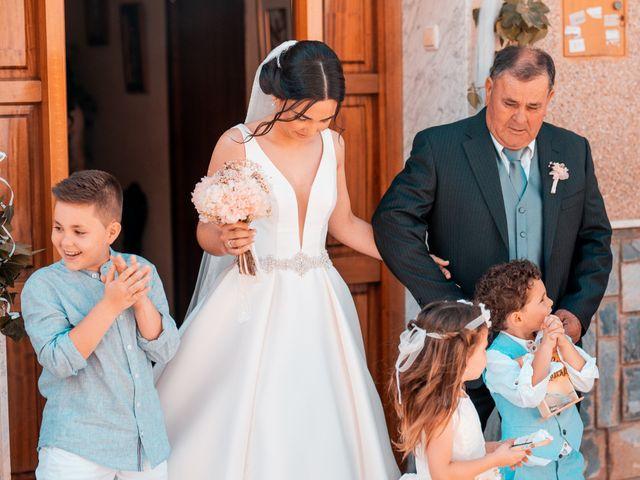 La boda de Eduardo y Laura en Dolores, Alicante 19