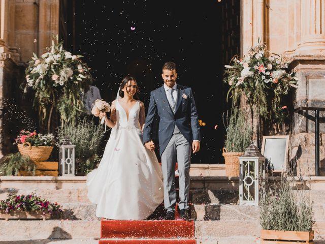 La boda de Eduardo y Laura en Dolores, Alicante 1