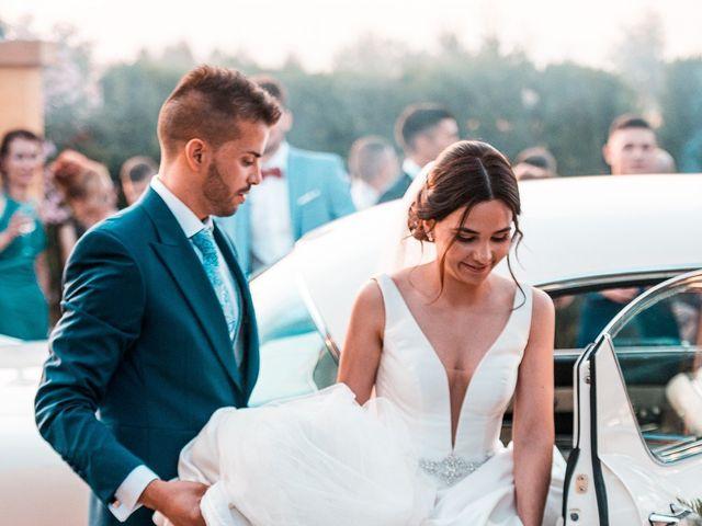 La boda de Eduardo y Laura en Dolores, Alicante 26