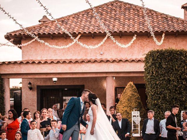 La boda de Eduardo y Laura en Dolores, Alicante 27
