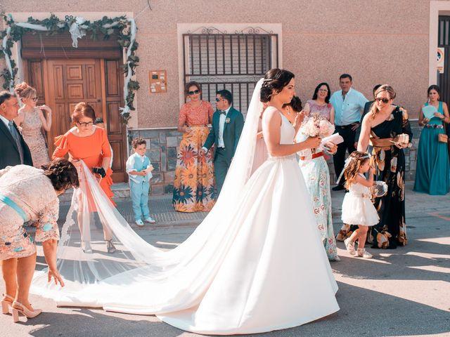 La boda de Eduardo y Laura en Dolores, Alicante 35